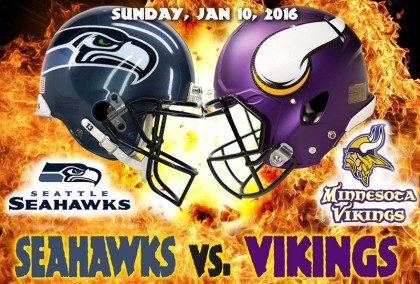 Seahawks vs. Vikings