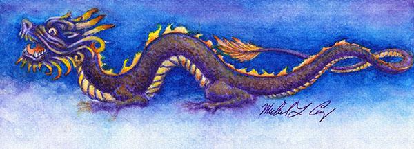 Plum Dragon